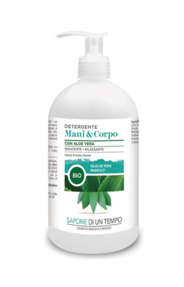 Detergente Mani & Corpo Niaouly