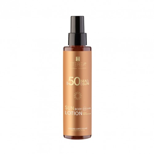 Bdy Lotion SPF50