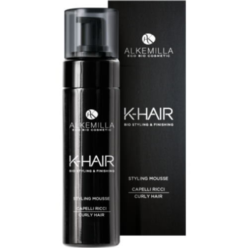 K-HAIR Styling Mousse