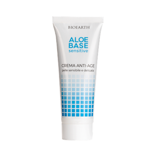 Aloebase Sensitive Crema Anti-Age