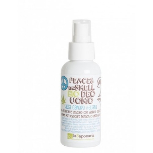 Bio Deo Uomo Peace& No Smell