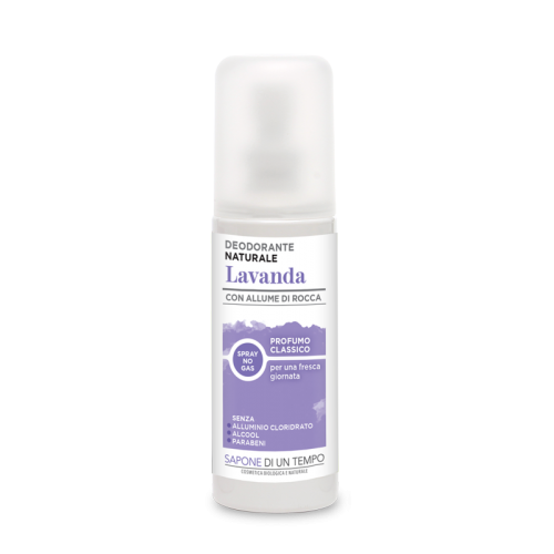 Deodorante Naturale Spray
