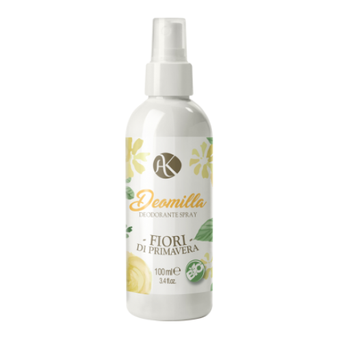 Deodorante Spray Deomilla