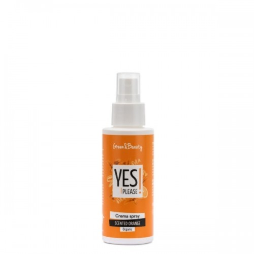 Crema Spray Rigenerante Scented Orange