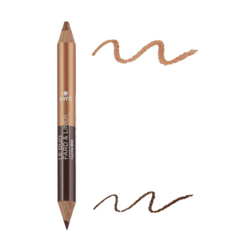 2in1 Eyeshadow & Eyeliner Duo