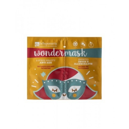 Wondermask - Maschera 2 Steps Beauty Anti-Age