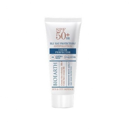 Crema Viso SPF 50+ Color perfector