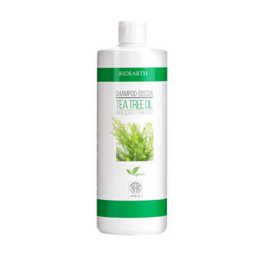 Family Shampoo Doccia Tea Tree Oil
